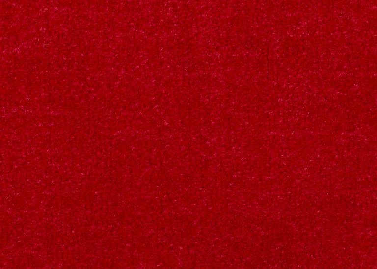 Riviera Red - Glue Down Premium Cut Pile
