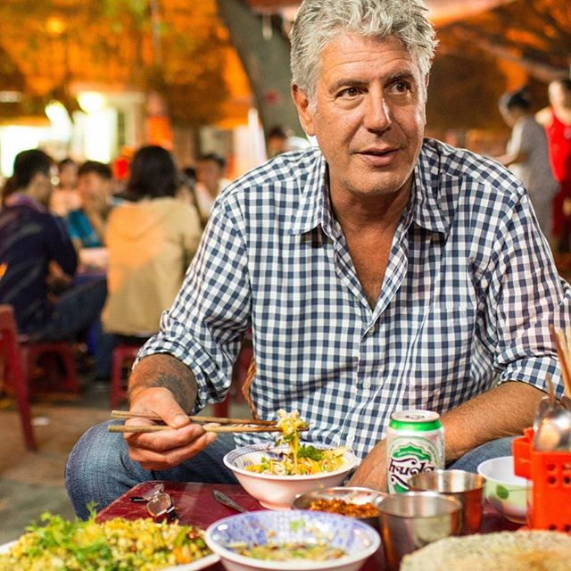 Yesterday, thousands of people celebrated #bourdainday   New Orleans residents still feel the pain a year later.