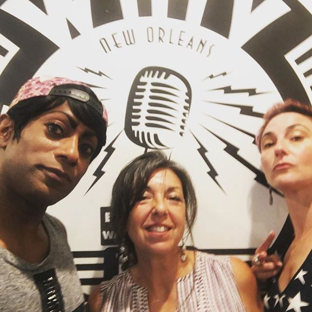 Tune in Thursday for this show featuring @momstagramz about her F-NO film! 10-11am.