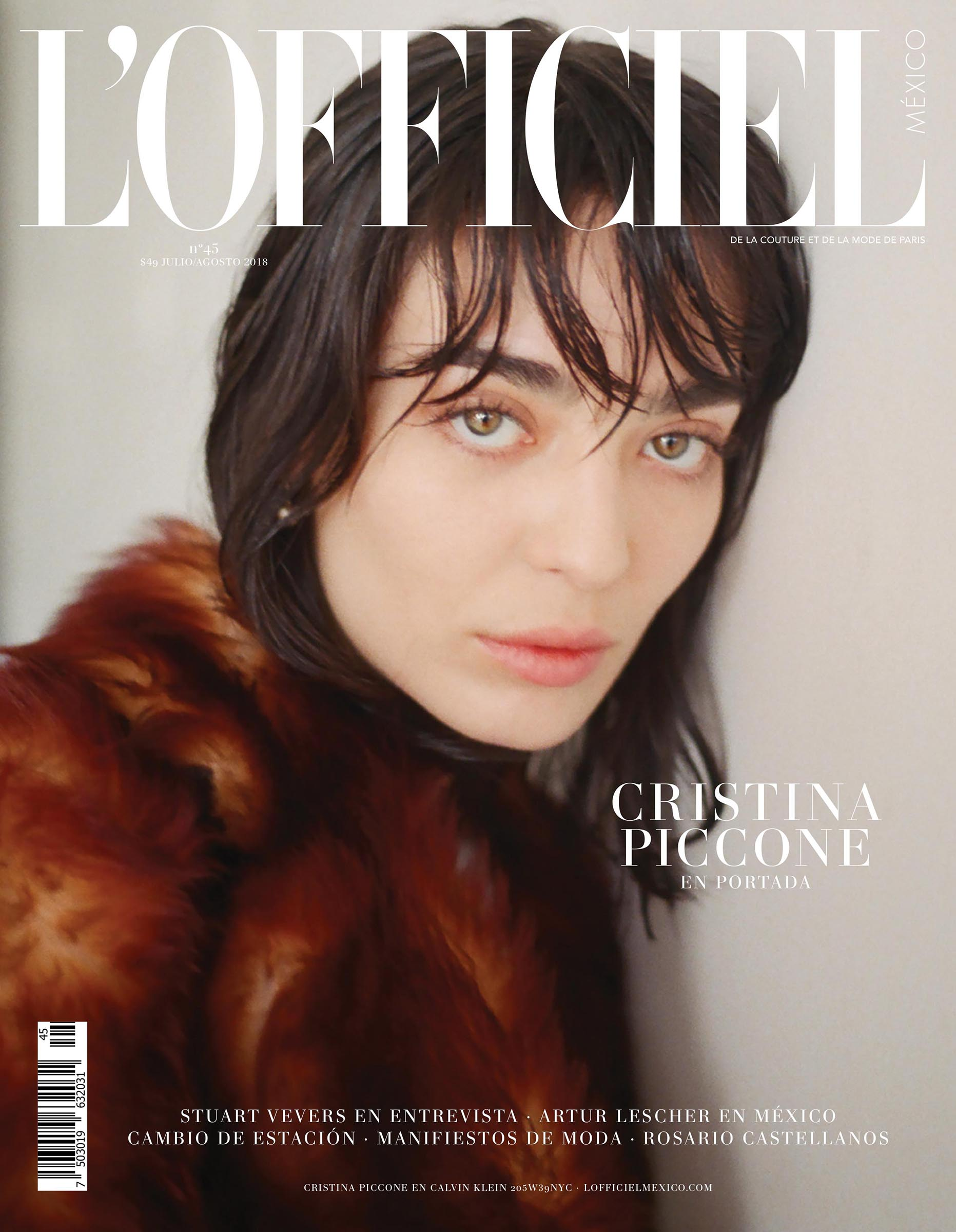 7-8.18 L'Officiel Mexico Cover RM.jpg