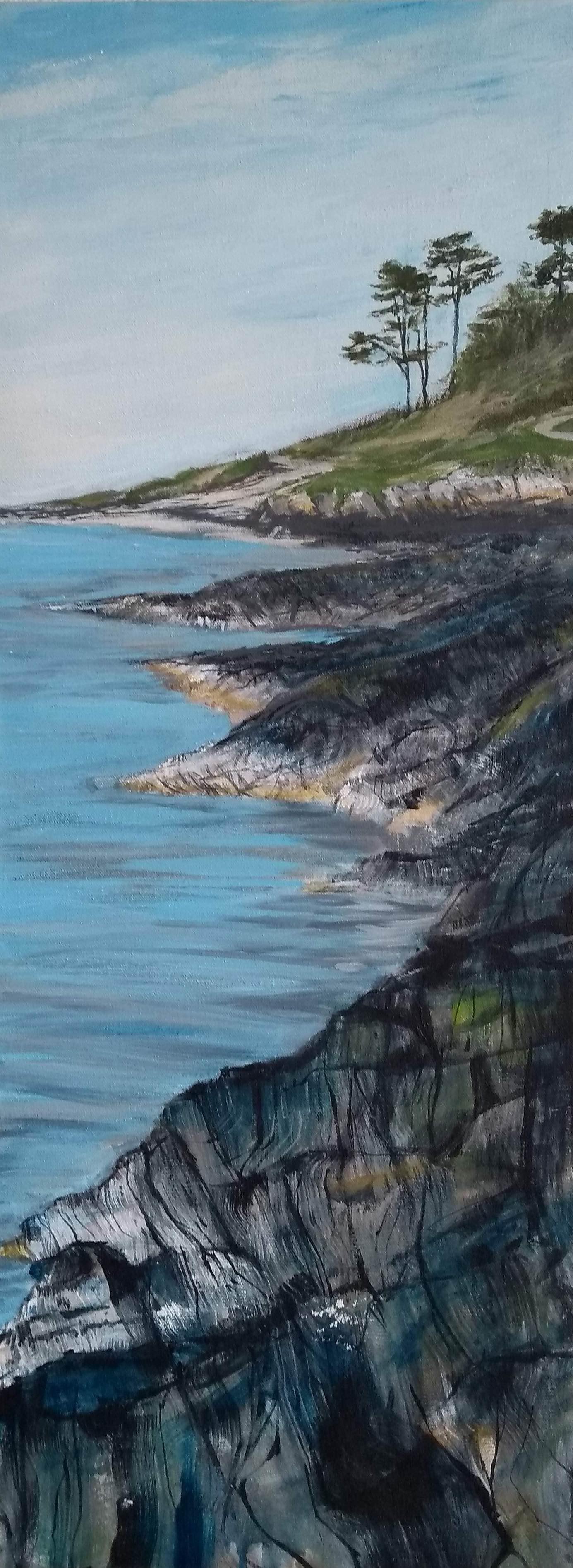 Shoreline strata
