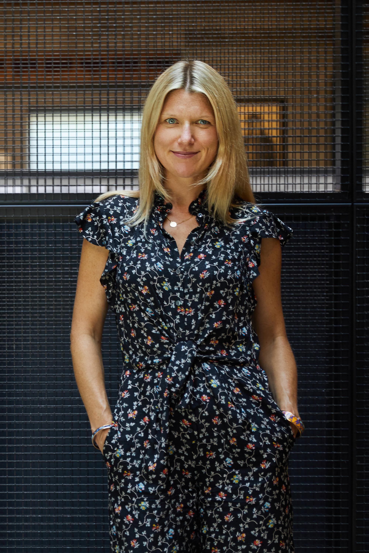 Erin Jontow,  Executive Vice President, Television
