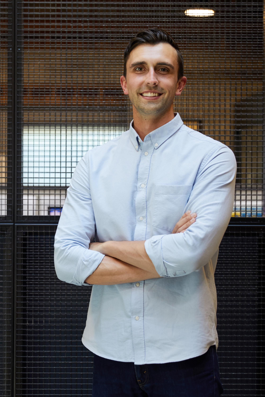 Joseph Hooten,  Assistant to Kristin Martini