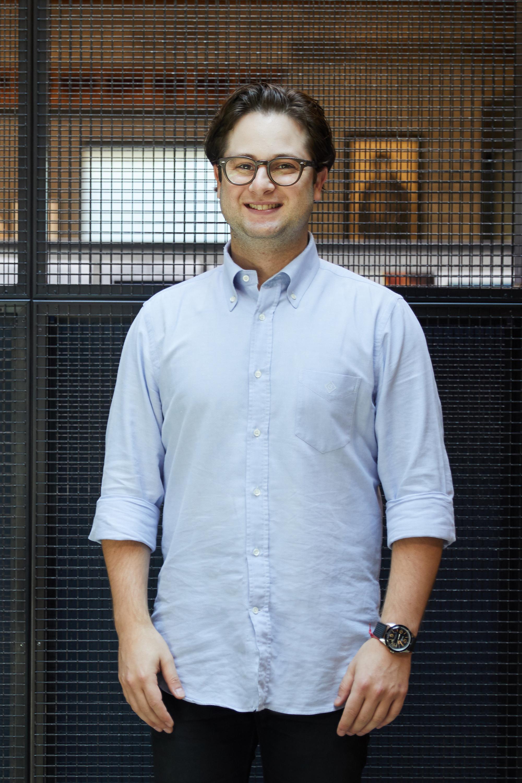 Shane Greenstein,  Coordinator, Features