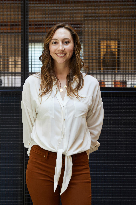 Kelly Mackey,  Executive Assistant to John Wells