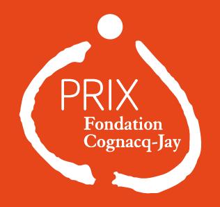 lauréat du prix et coup de coeur professionnel décerné par la Fondation Cognacq-Jay le 30 novembre 2018