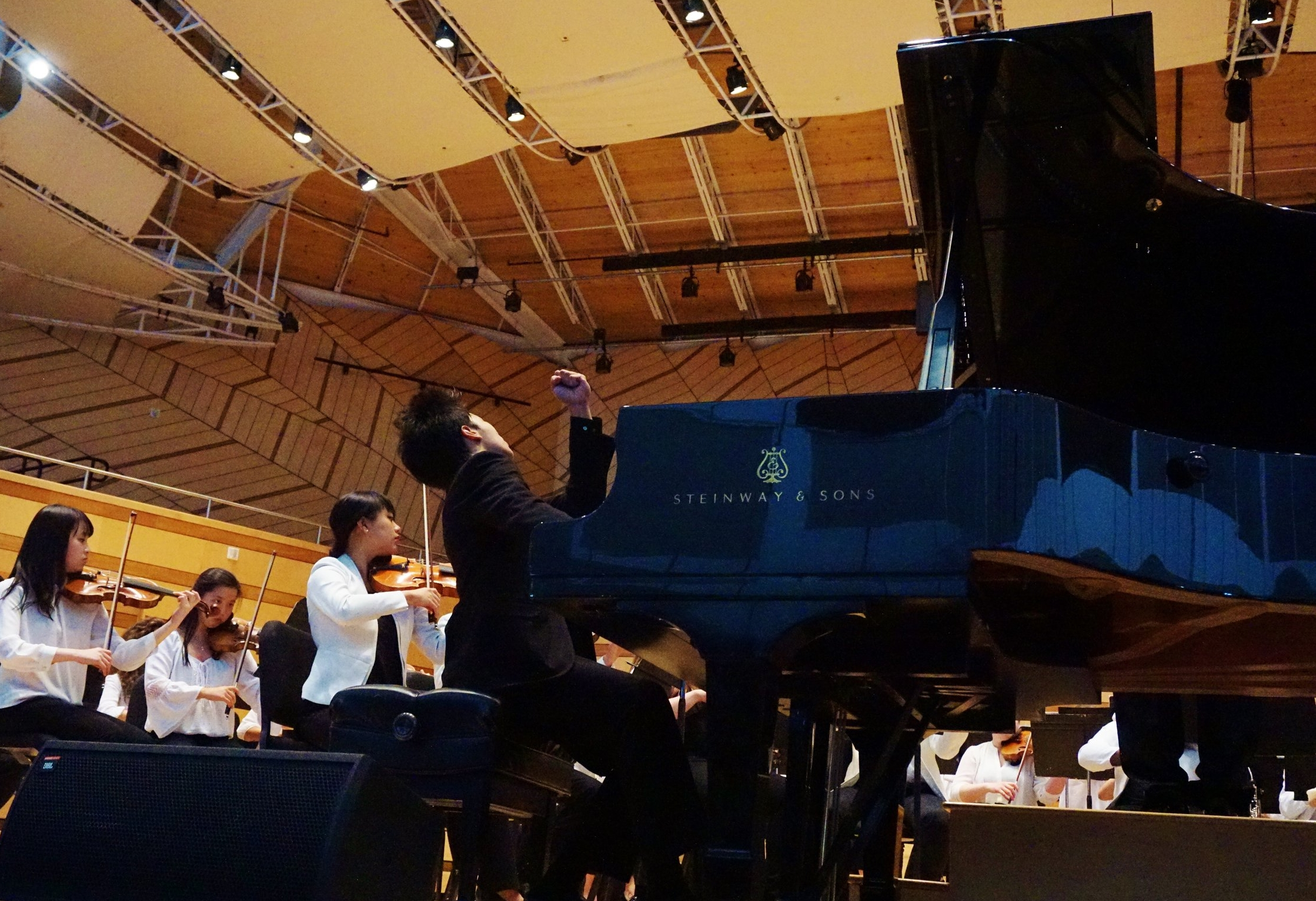 Pianist, Composer, and Conductor    Tengku Irfan