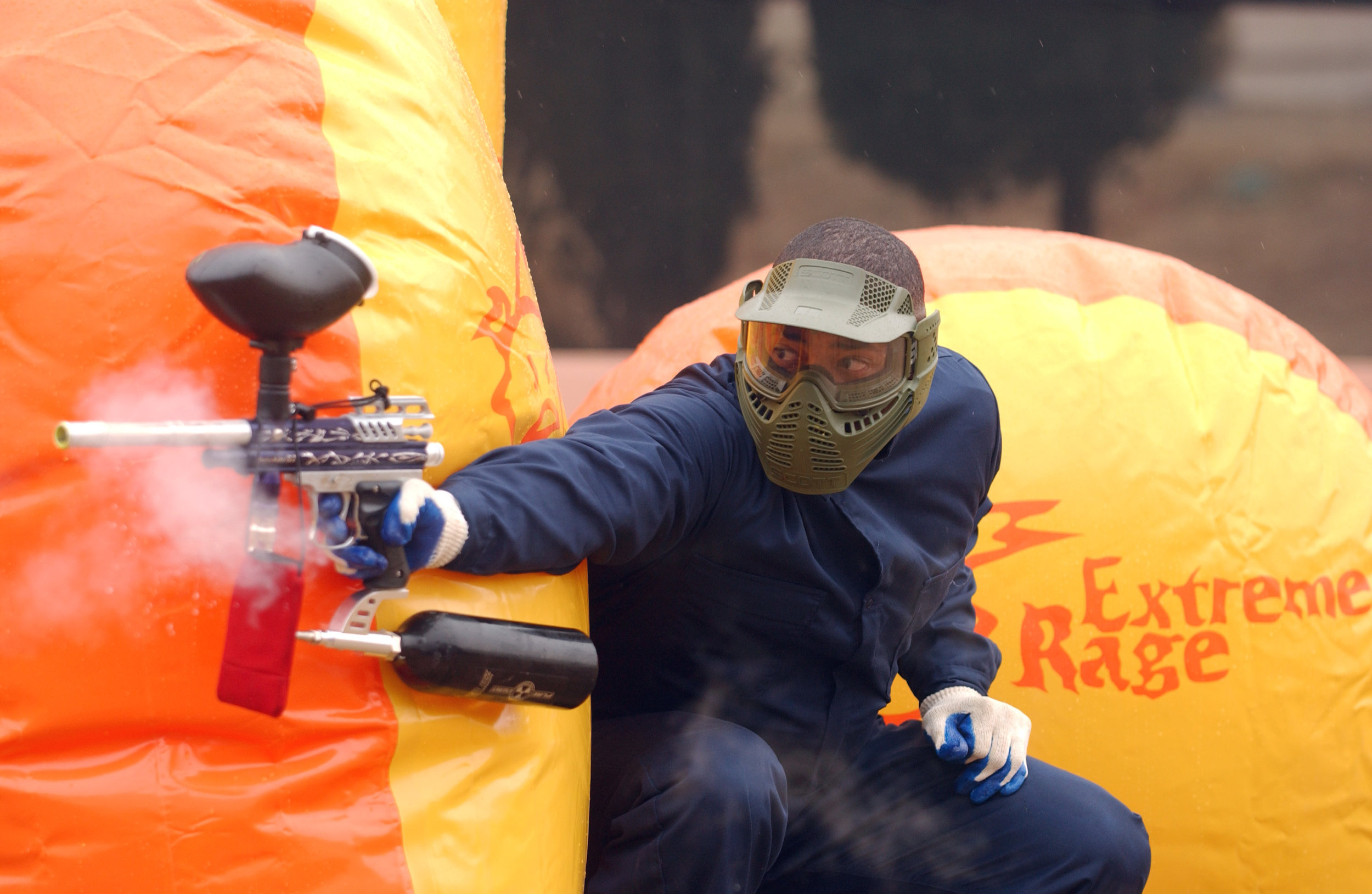 Paintball Field Trips -