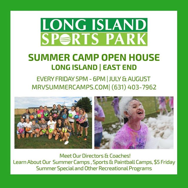 li_sportspark #mrvsummercamps #Riverhead #RockyPoint #WadingRiver #Quoque #Westhampton #Mattitick #Longwood #Eastport #Shoram #Brookhaven #CenterMoriches #hamptonbays #Southhampton #hamptons #longisland #arts #STEAM #summercamp #paintball #sports #summercamp #thehamptons #montauk #fireisland #brooklyn #queens #newyork #kids #fitfam #summercamp @newsday @spiritspromise @news12li #love #kids