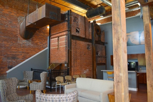 The Lofts at NoDa Mills - Charlotte, NCDeveloper | The Community BuildersArchitect | Shook Kelley, Inc.Historic Consultant | MacRostie Historic Advisors LLC*Also a finalist for Judges' Award: Best Historic Mill or Factory Rehabilitation