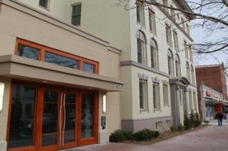 Monsenor Romero Apartments   Washington, DC