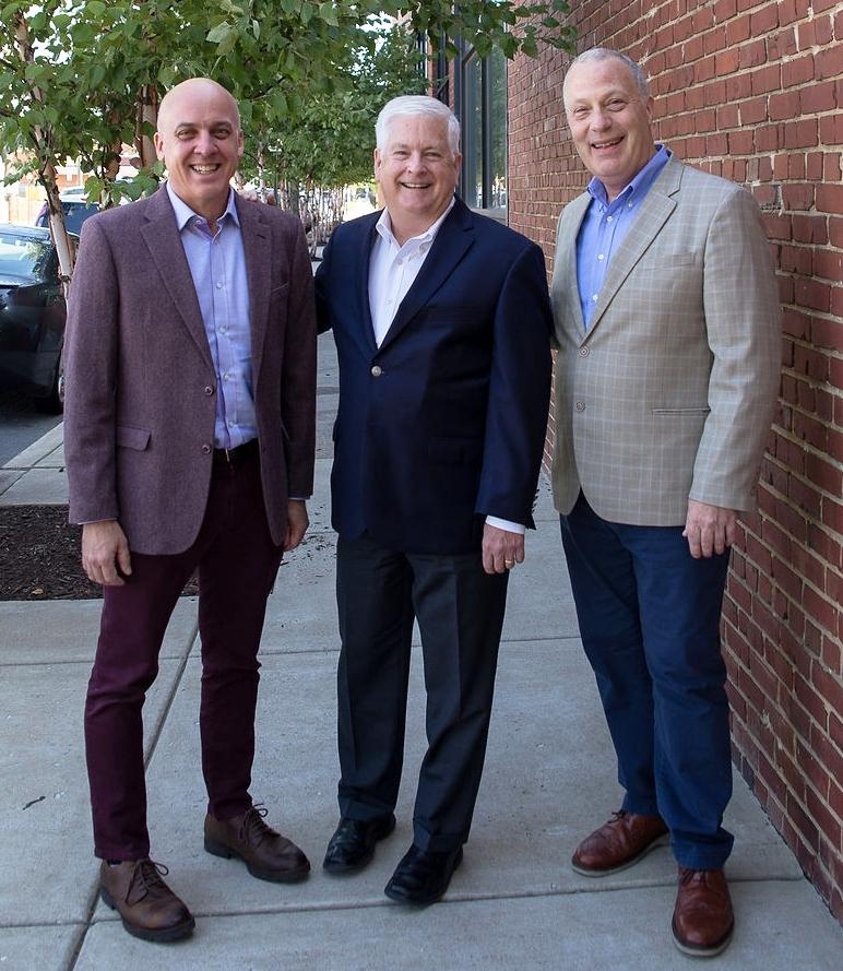 Albert Rex, Partner | CEO; Bill MacRostie, Senior Partner; Allen Johnson, Partner | Director, Chicago