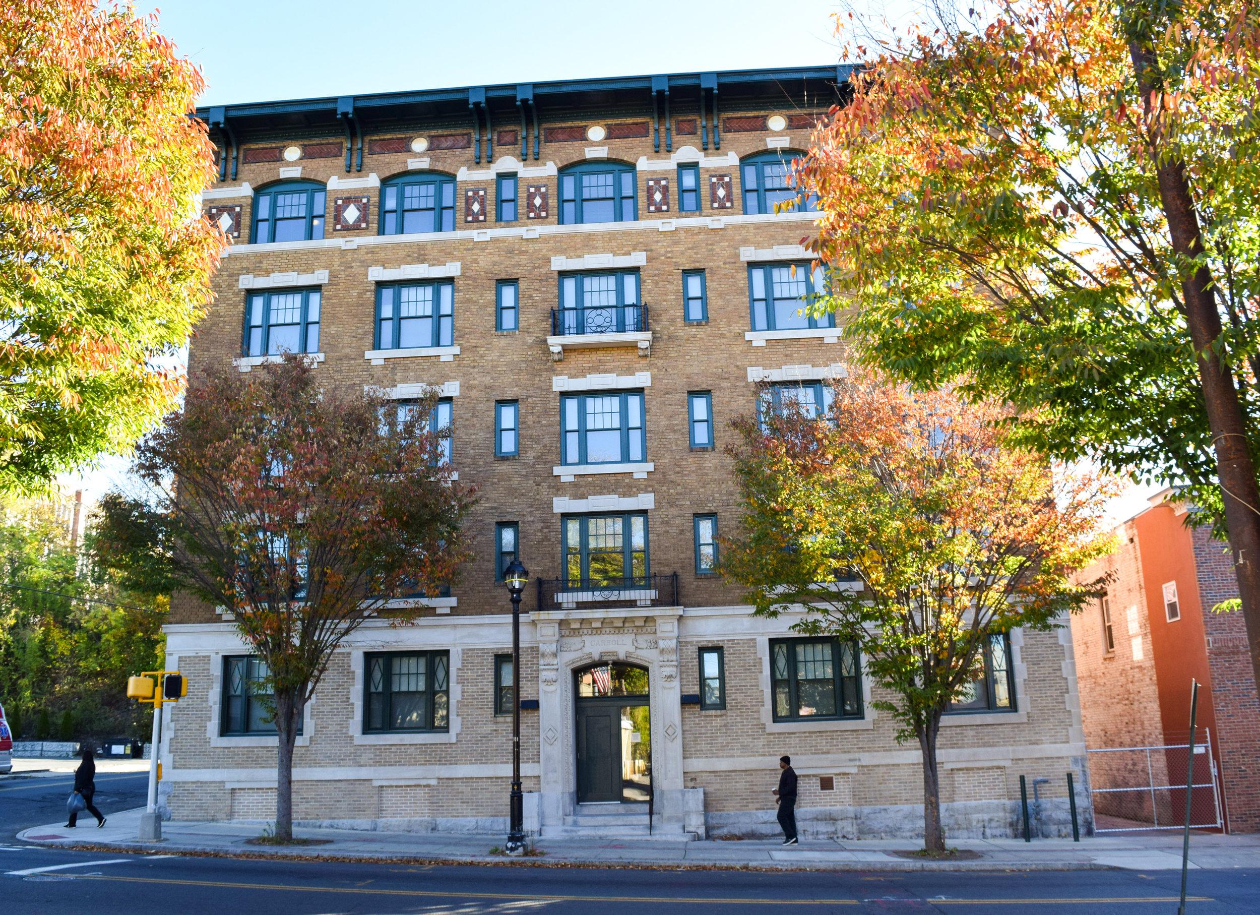 The Carroll Building - Waterbury, CTHousingClient: ElmingtonBuilt: 1910Project Costs: $10.6 millionHTC equity: Over $8.7 millioncOMPLETION dATE: 2016
