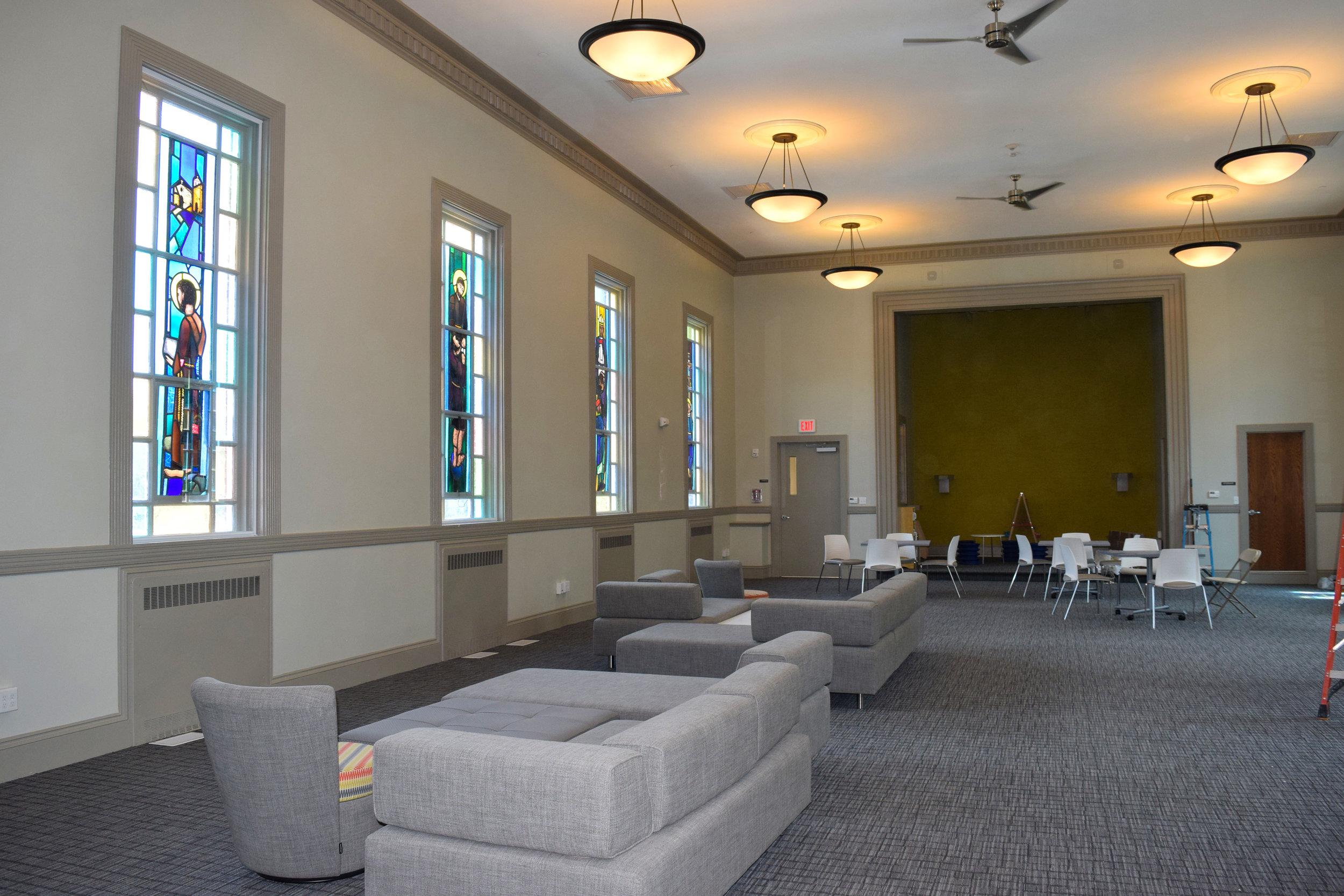 Bethany Apartments Historic Chapel