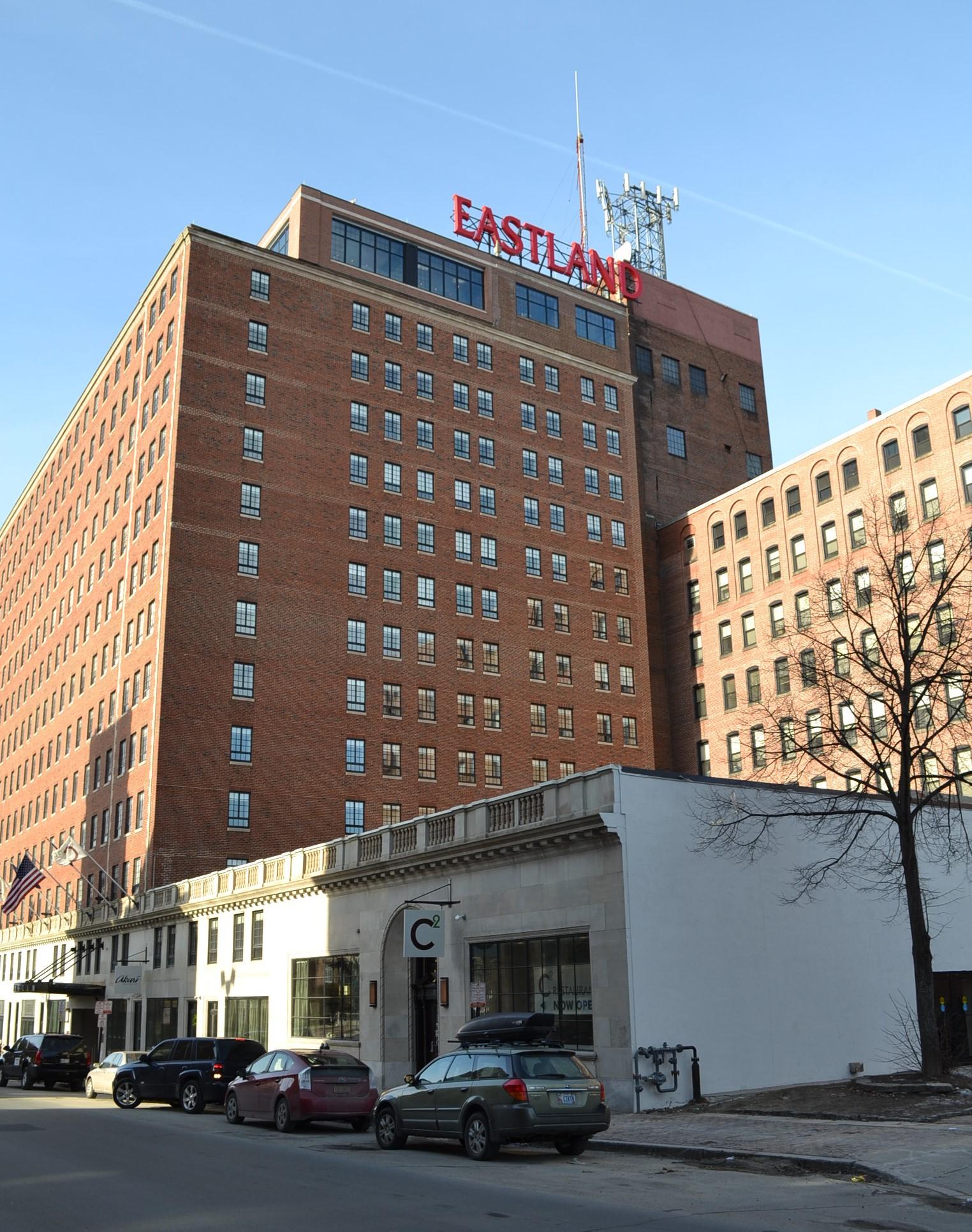 Eastland Park Hotel - Portland, ME HospitalityClient: Rockbridge CapitalBuilt: 1927Project Costs: $50.5 millionHTC equity: Over $7.3 million