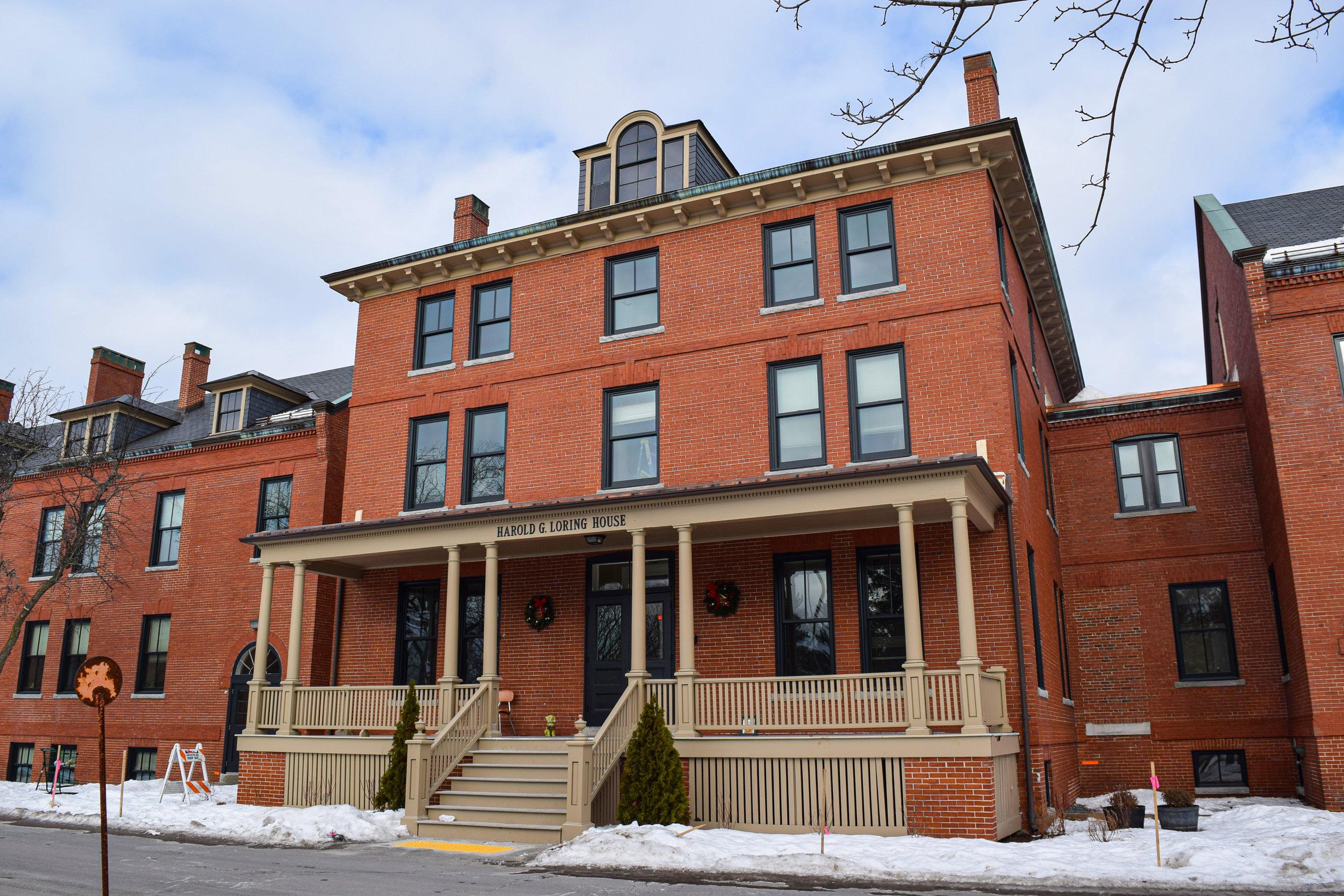 Loring House - Portland, MEResidentialClient: Wishrock GroupBuilt: 1902-1928Project Costs: $17.4 millionHTC equity: Over $3.3 million