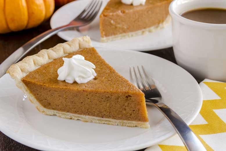 Pumpkin Pie -