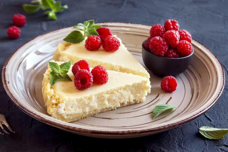 Tofu Cheesecake -