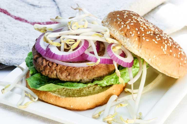 Tofu Burger -
