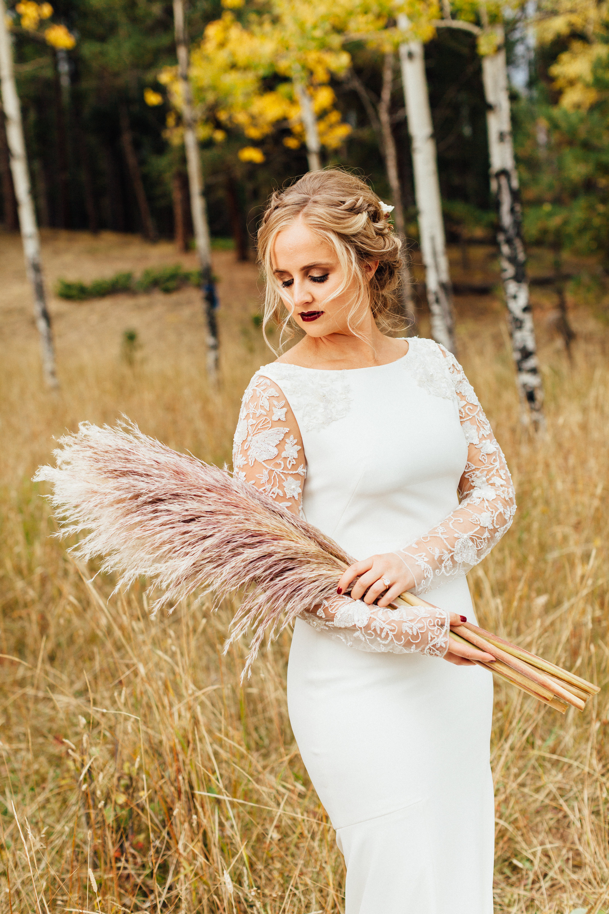 Photography: Brad Livengood Photography  Makeup: Smash Beauty Bar  Hair: Laura Gravina  Dress: Brilliant Bridal  Dress Designer: Theia Couture  Florals: Bliss Wedding Florist  Ring: Sarah O Jewelry