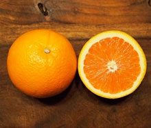 Fisher Navel Orange - Fisher Navel Oranges are a California selection that bear the same high quality fruit as the 'Washington Navel' but ripens earlier in the Fall season. The fruit is delicious, juicy and seedless.