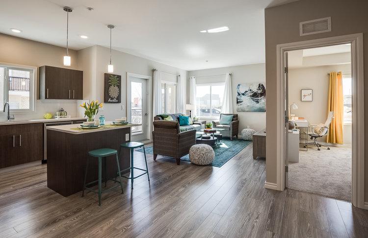 Condominium Development, Saskatoon Canada
