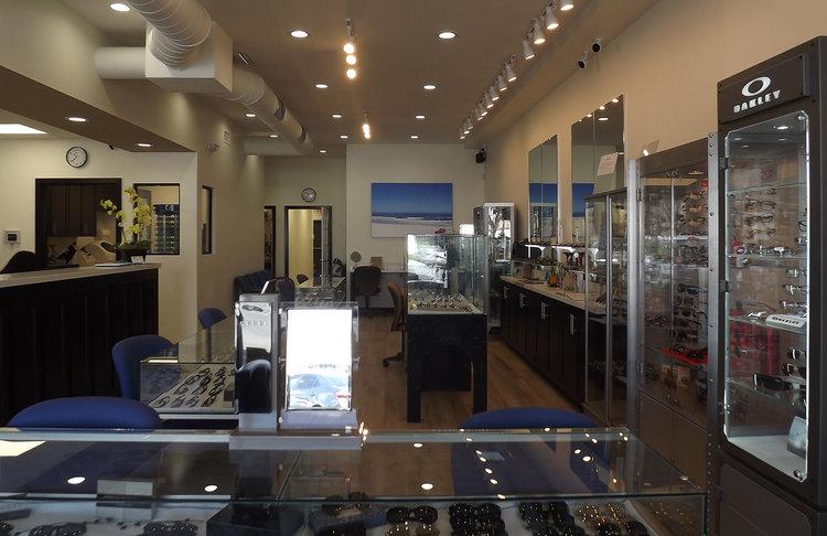 Optometry Remodel, Garden Grove CA