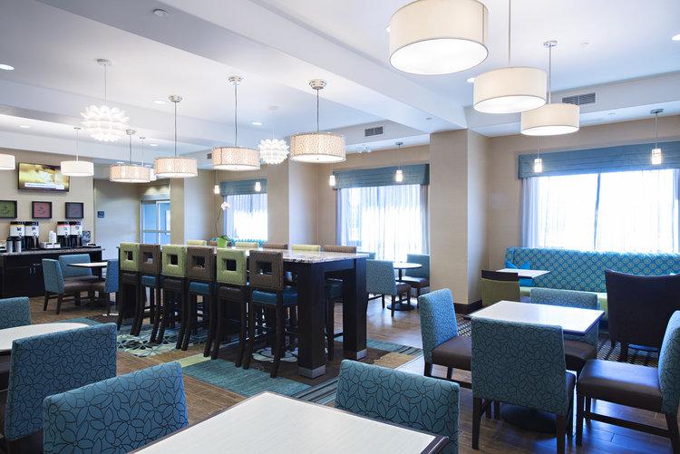 Hampton Inn Hotel, Saskatoon Canada