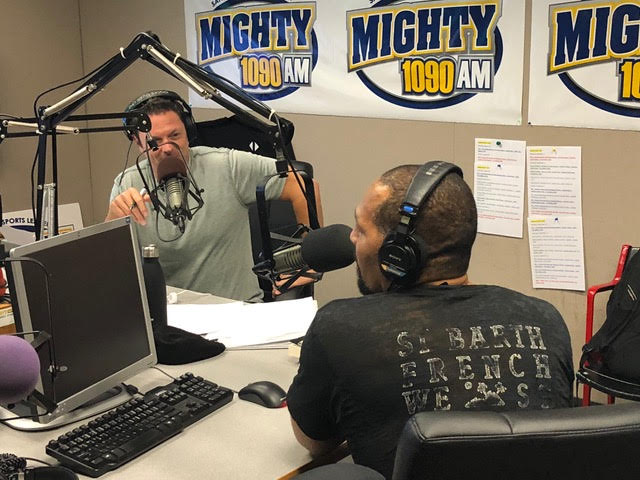 Mighty 1090AM Interview Podcast