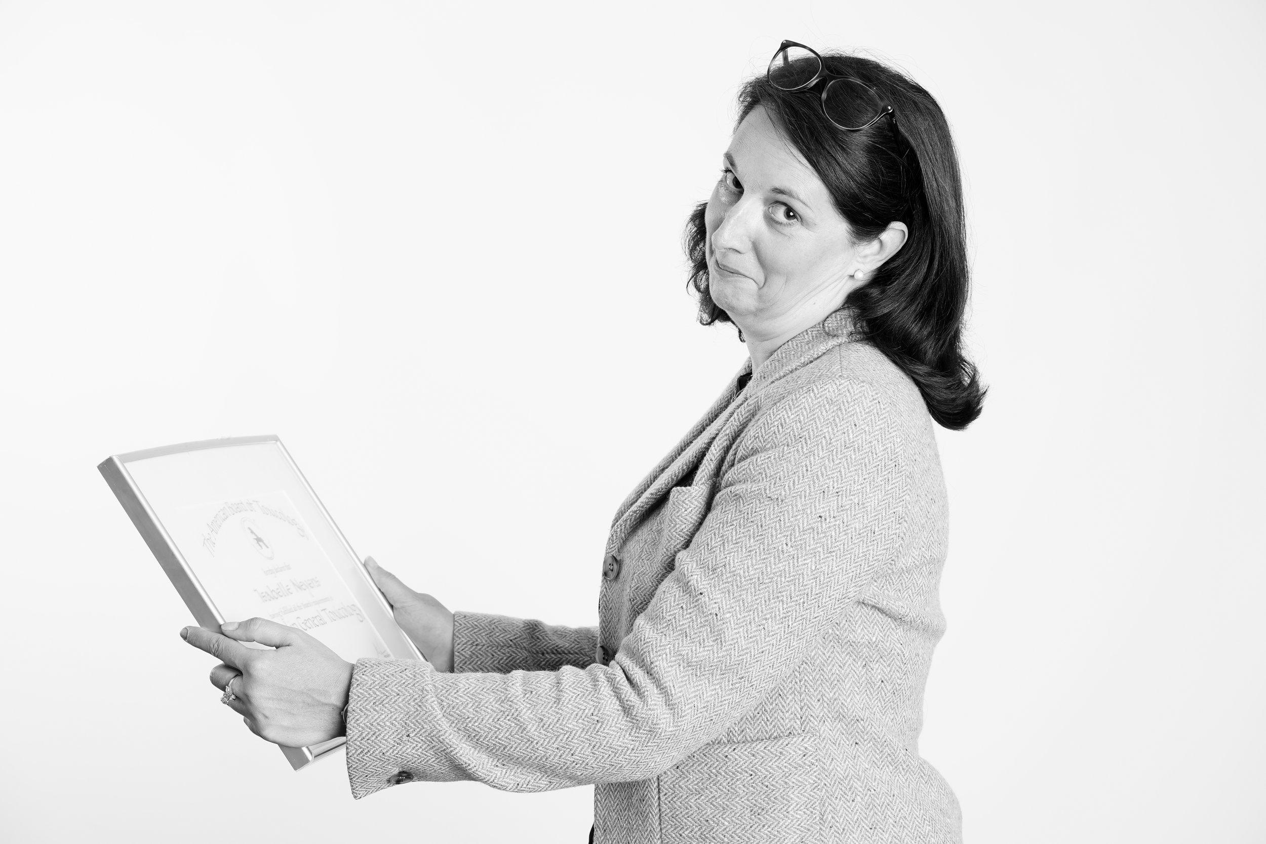 Elizabeth Elisheva Neyens, DVM, DABT, Pathologist