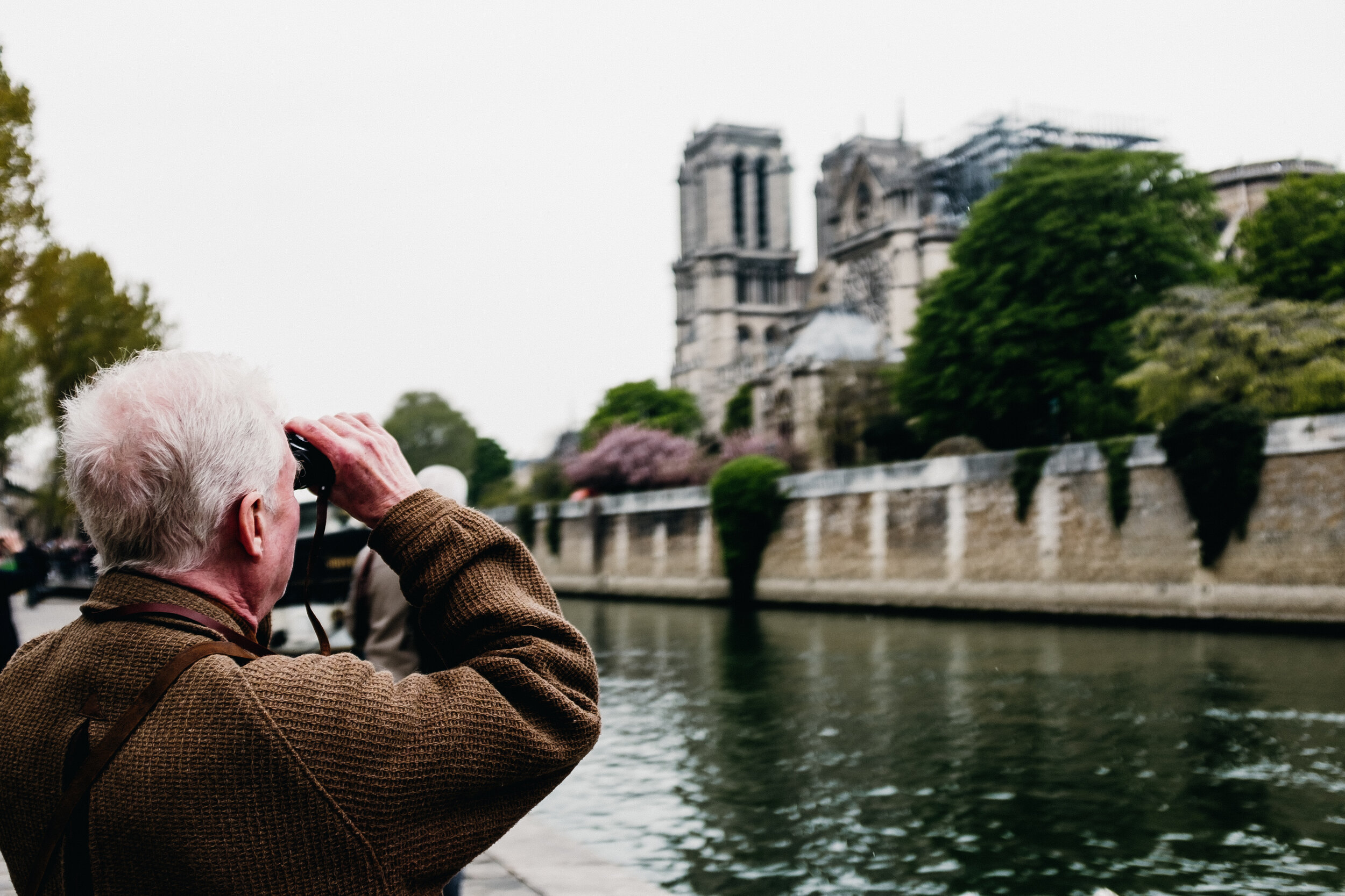 Lead Toxicity - Notre Dame de Paris, France