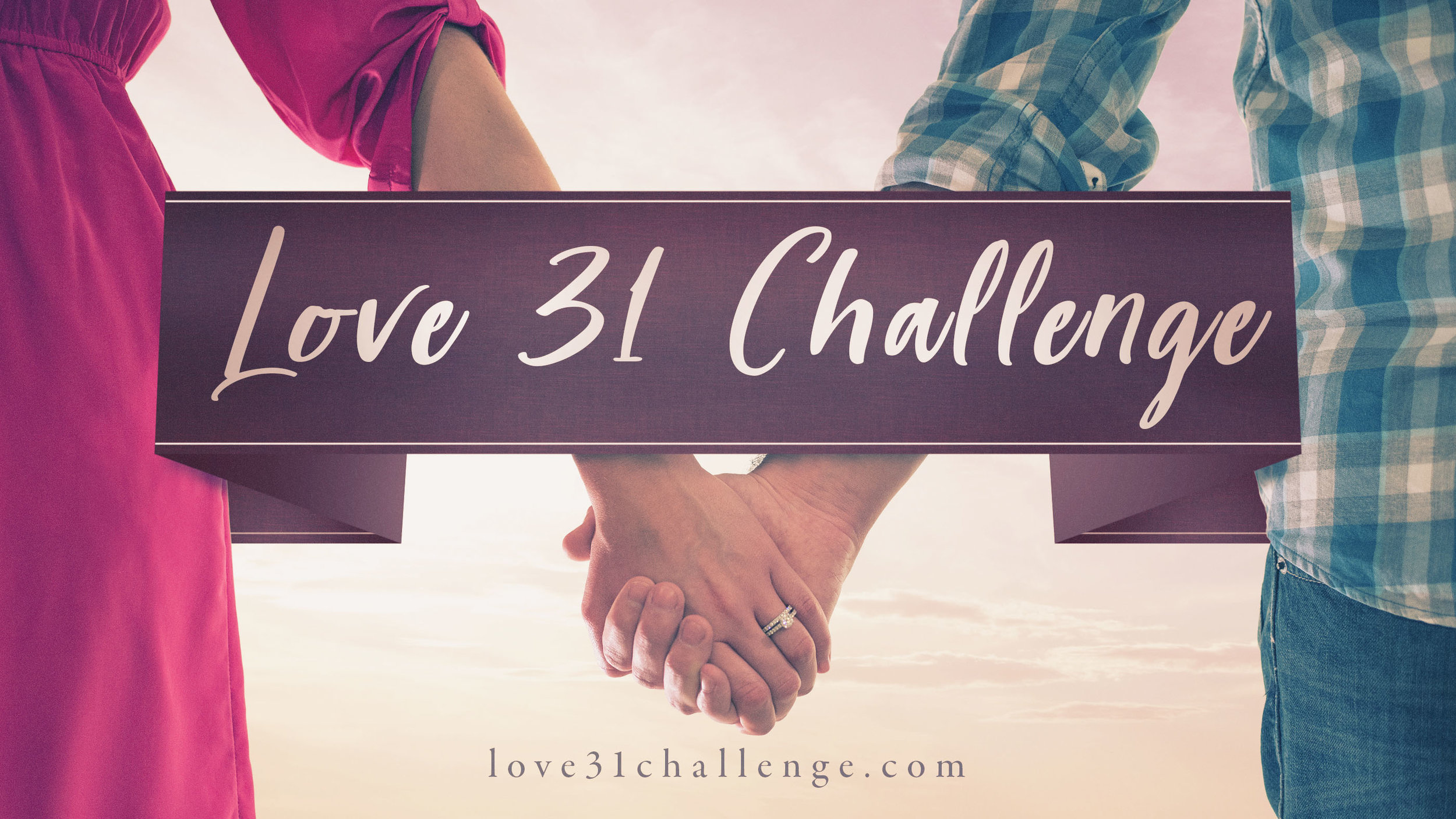 Ancient help for your modern marriage - What if the famous 'love' passage in 1 Corinthians 13 was more than just an inspirational quote to be read at weddings? What if it's an ancient blueprint on how to build a thriving and successful modern marriage? Take the Challenge and see for yourselves! Enter email addresses for both husband and wife and you'll journey together over the next 31 days to see how applying Scripture can revolutionize your marriage!