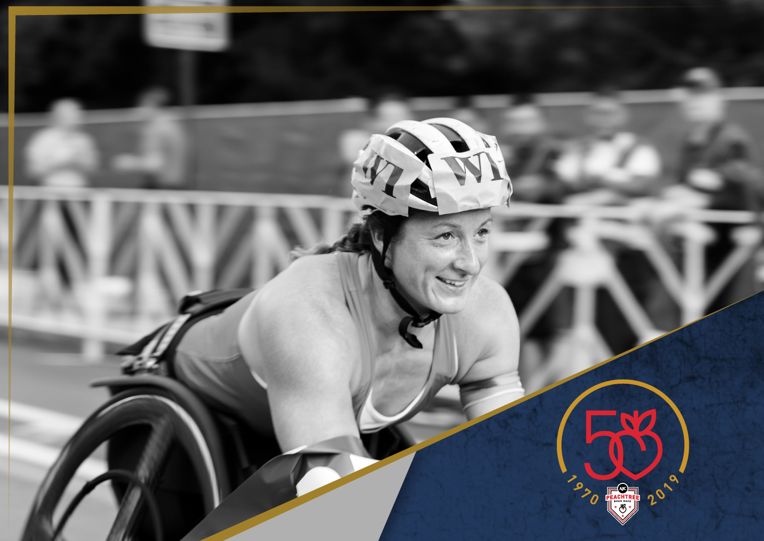 The Wheelchair Division at the Peachtree - By Barbara HuebnerExploring the history of the wheelchair division and the Shepherd Center at the AJC Peachtree Road Race.