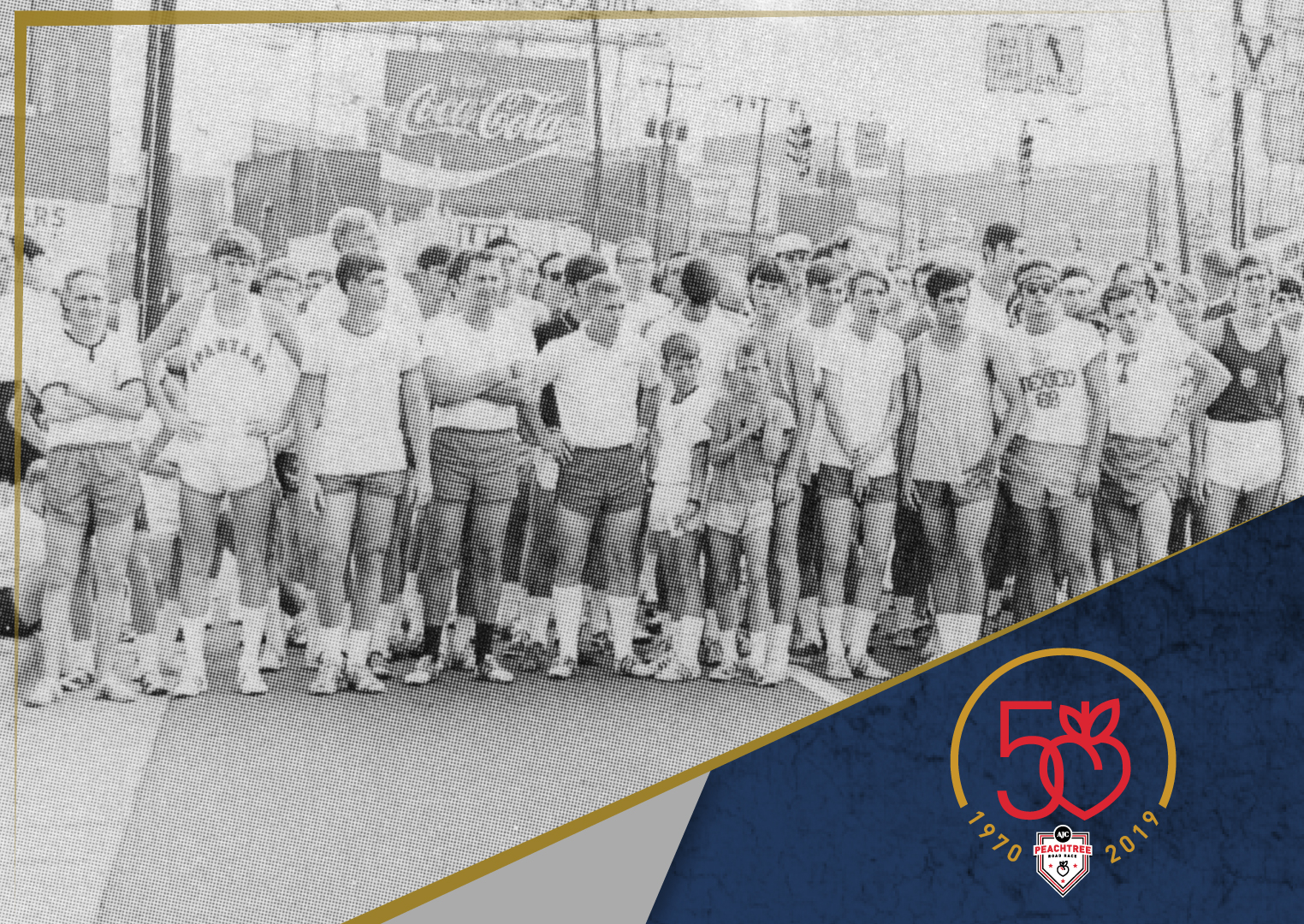 Memories from the Original 110 - By Jay HolderWhat that first Peachtree Road Race was really like.