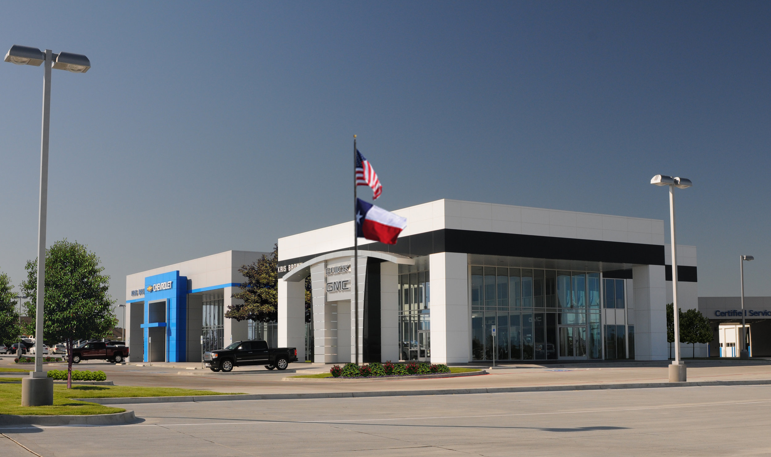 Kris Brown Chevrolet Buick Dodge - Cleburne, Texas