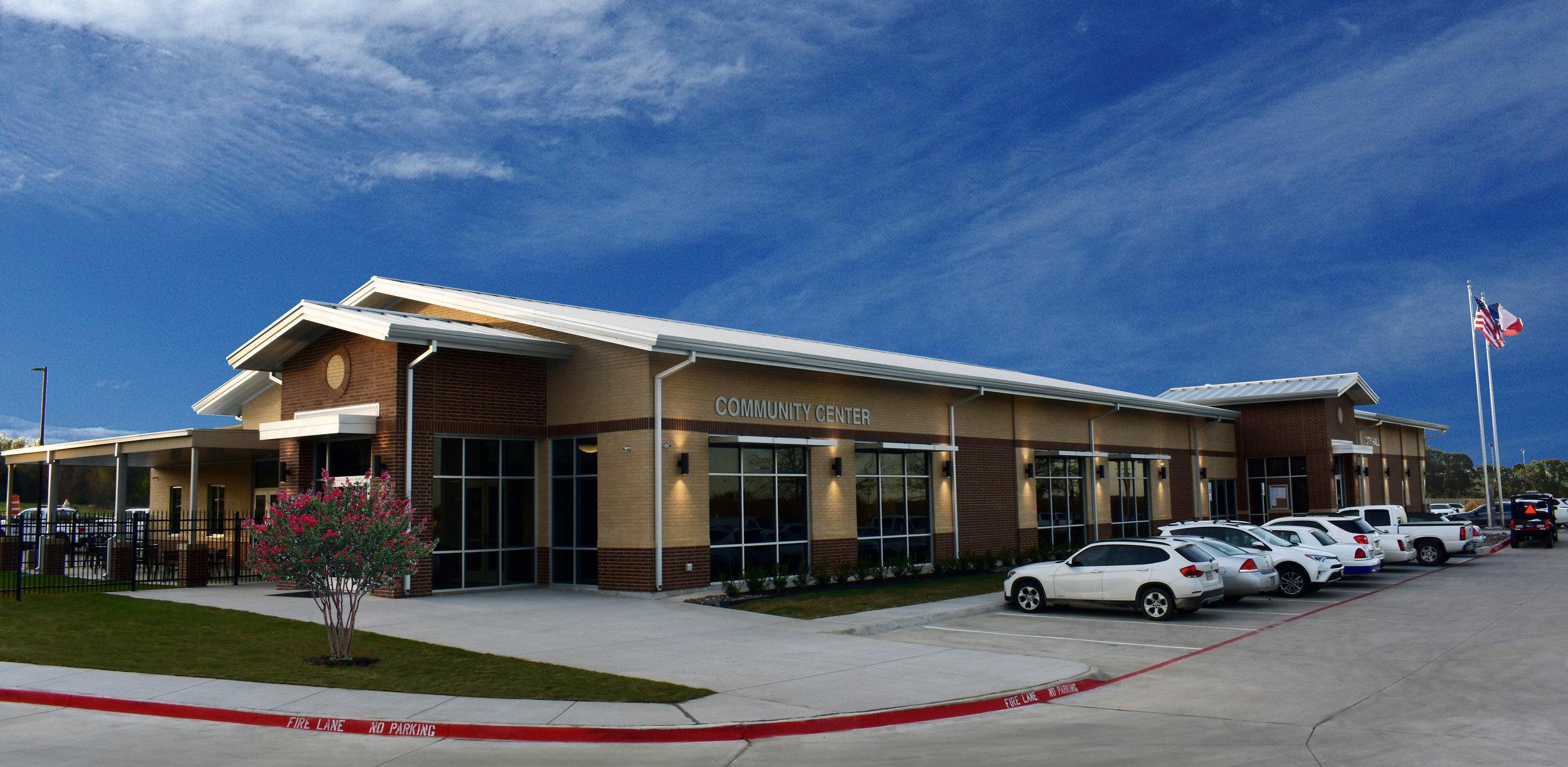 Keene Community Center - Keene, Texas