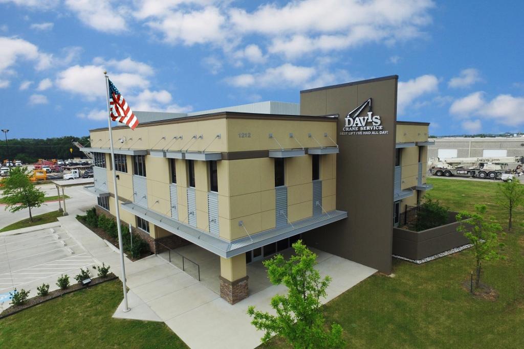 Davis Crane Office - Irving, Texas
