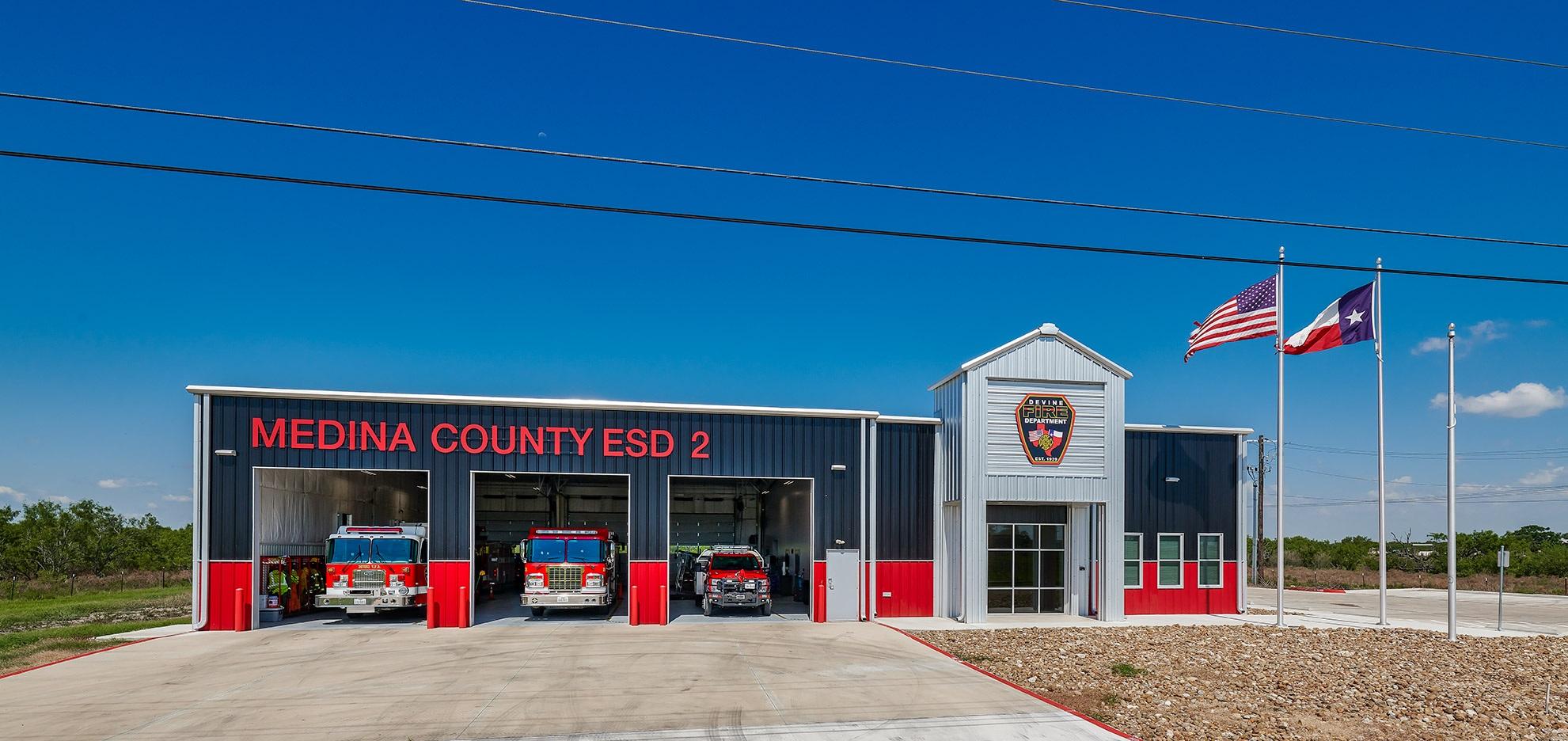 Medina County ESD 2