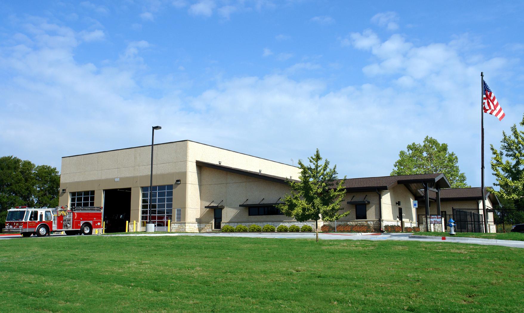 Rockwall Fire Station