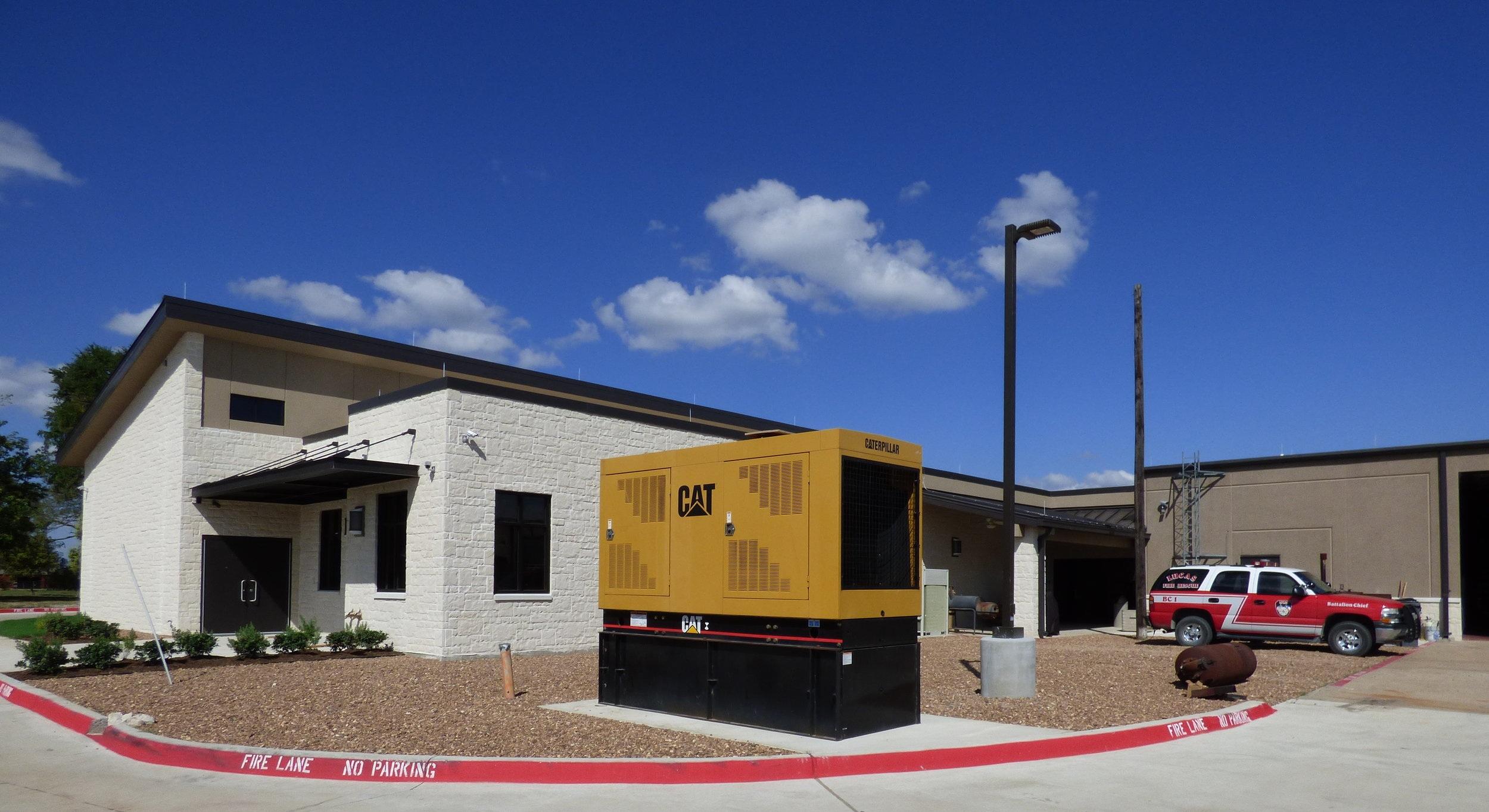 Lucas Fire Station