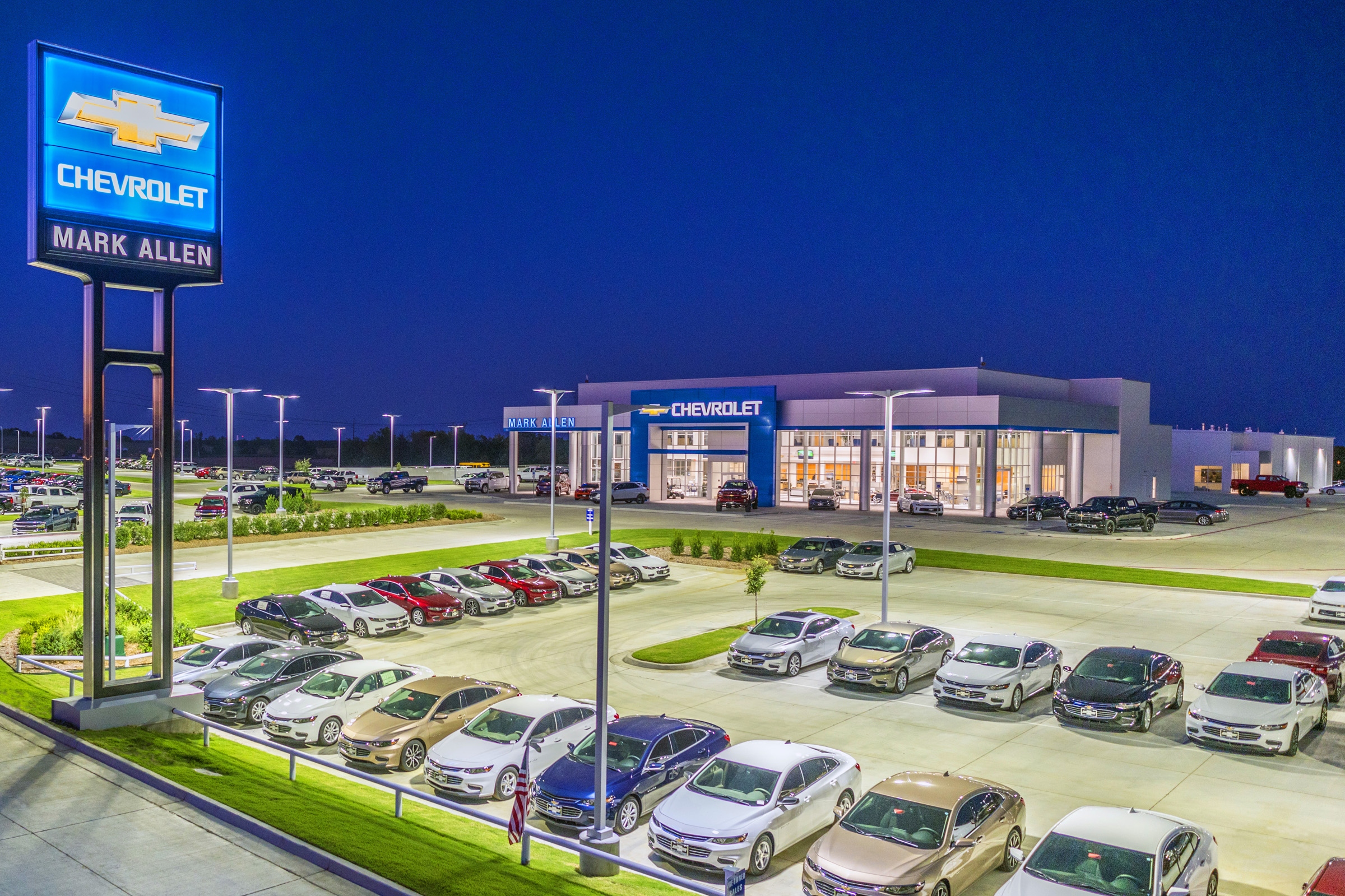 Mark Allen Chevrolet Glenpool Oklahoma