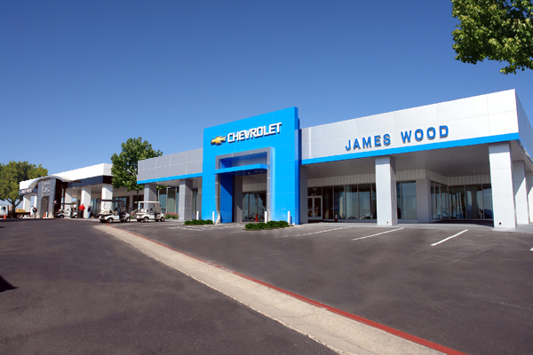 James Wood Chevrolet Decatur, Texas