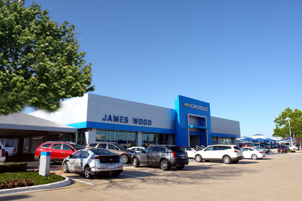 James Wood Chevrolet Denton, Texas