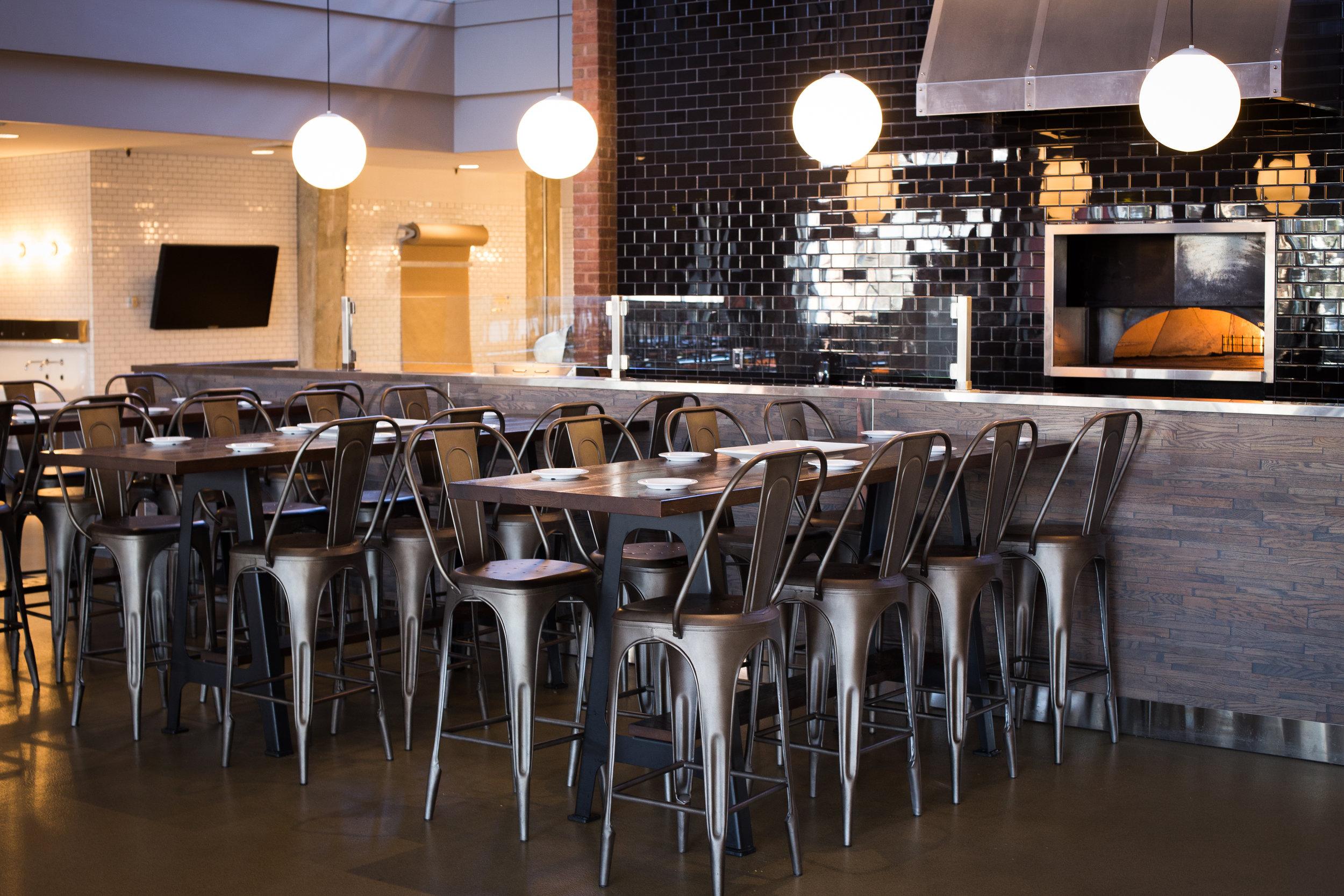 Rhode Island School Of Design Met Cafe Site Specific