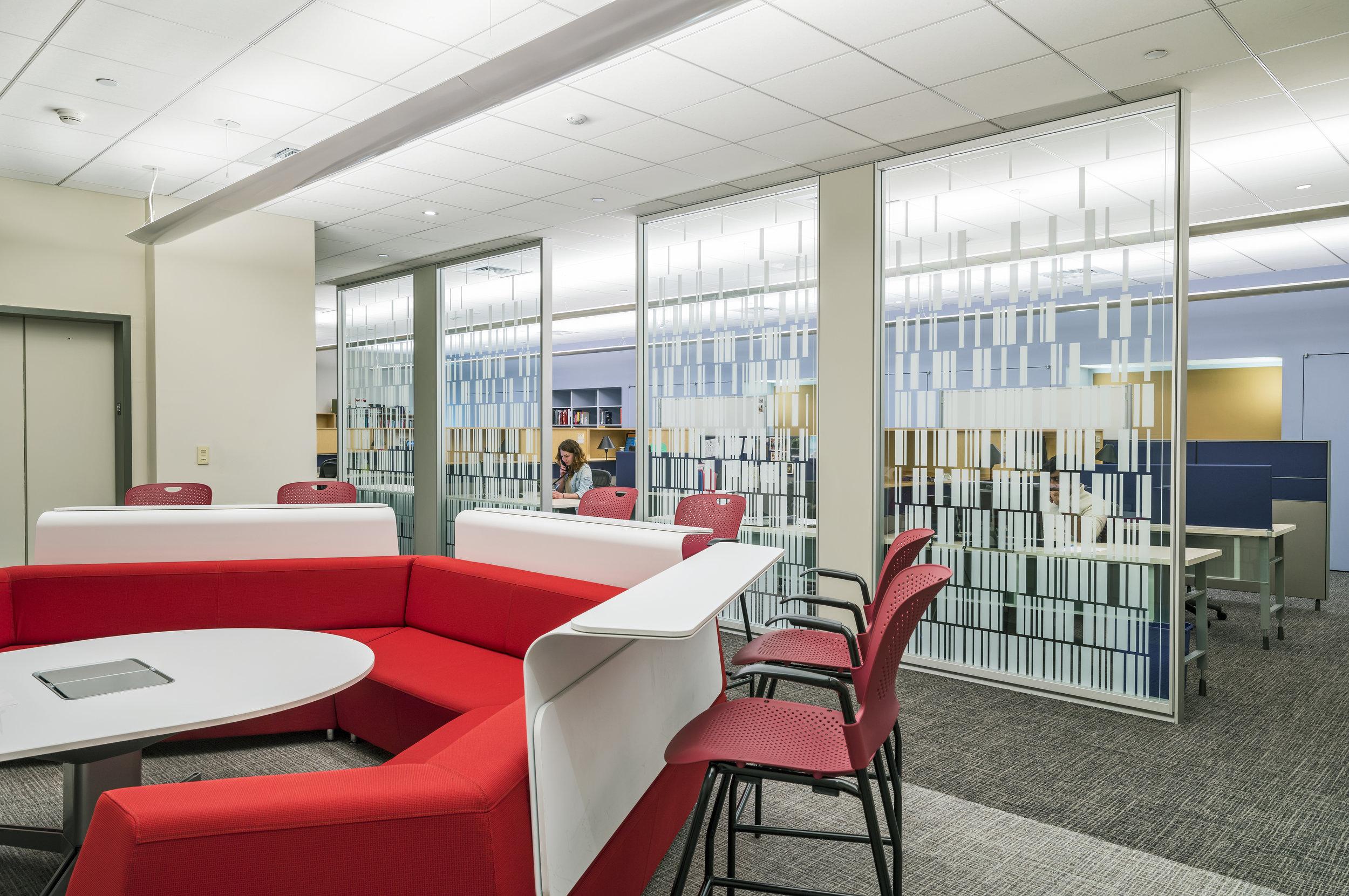 Harvard Business School Baker Library