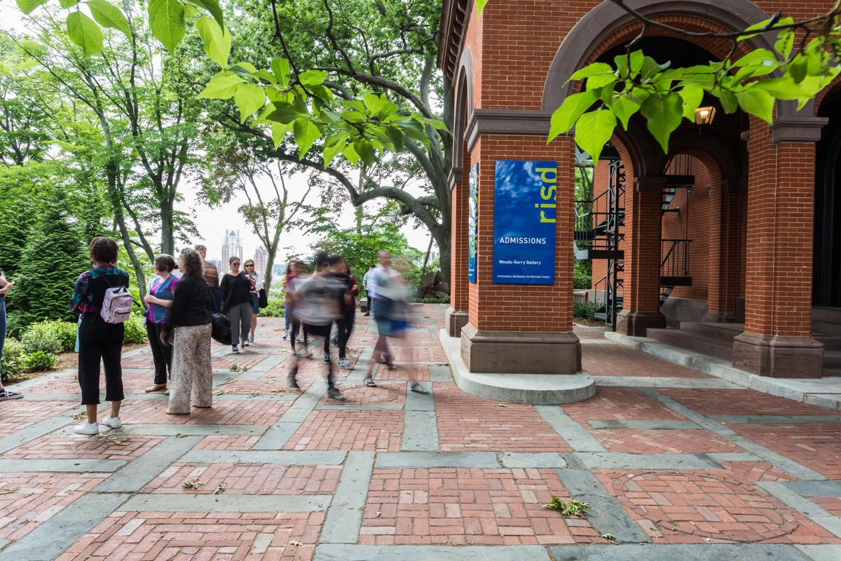 Rhode Island School of Design Admissions