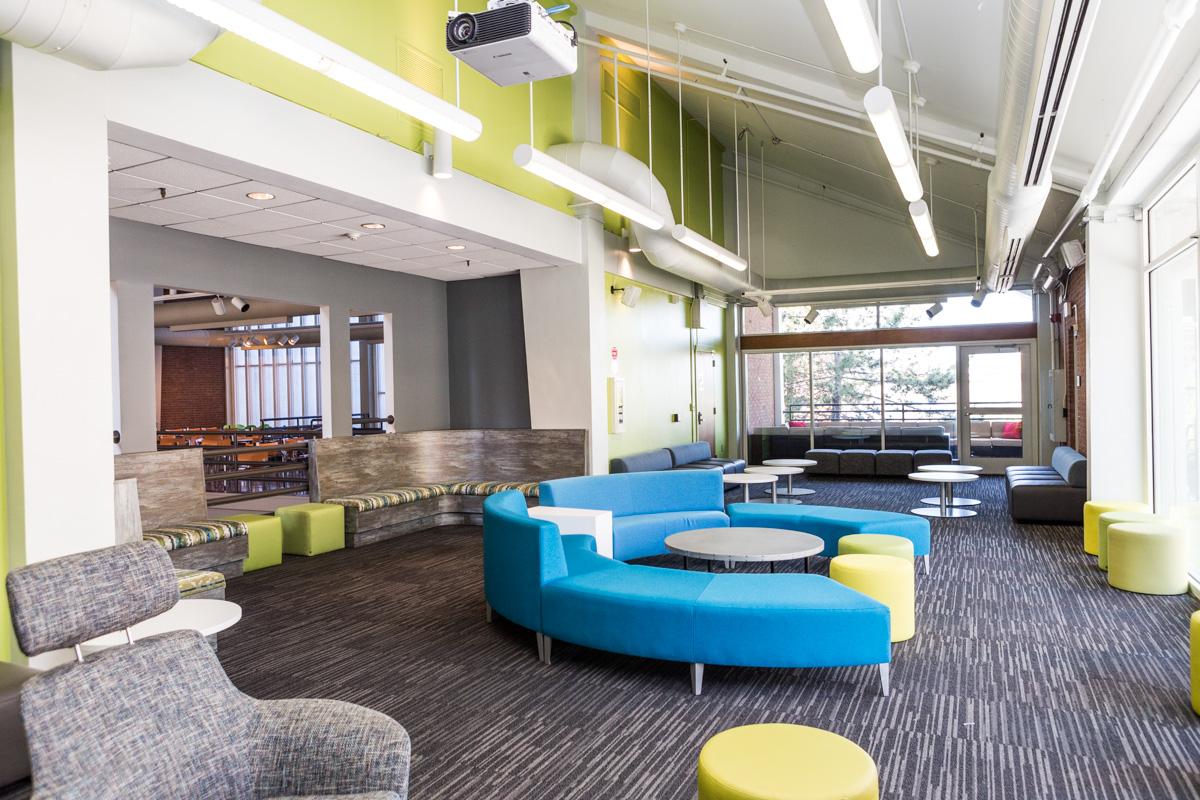 Rhode Island School of Design Metcalf Refectory