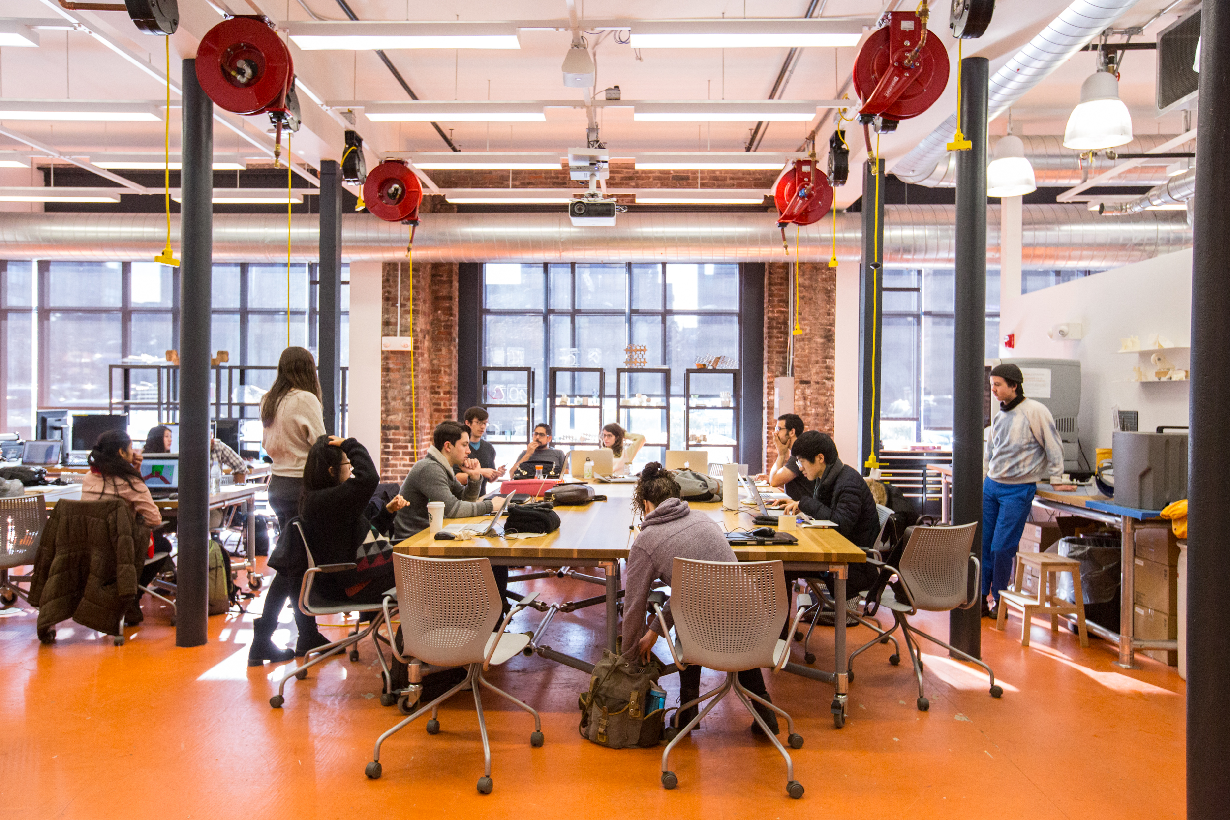 Rhode Island School of Design Co-Works