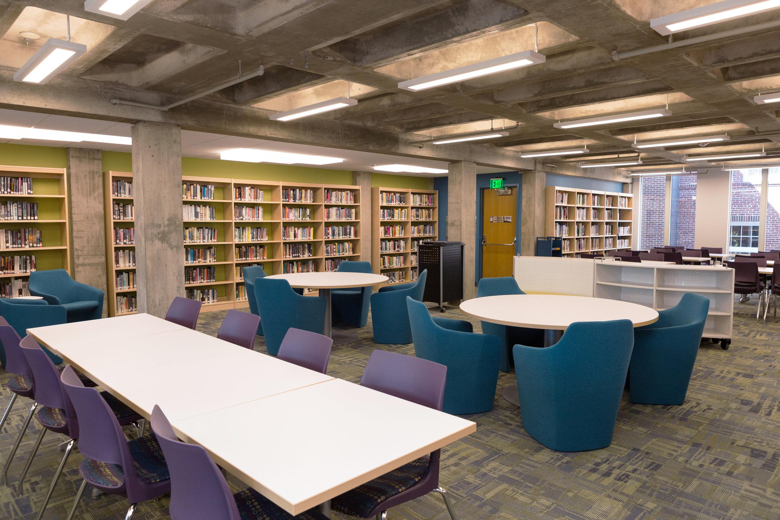 The Wheeler School Prescott Library