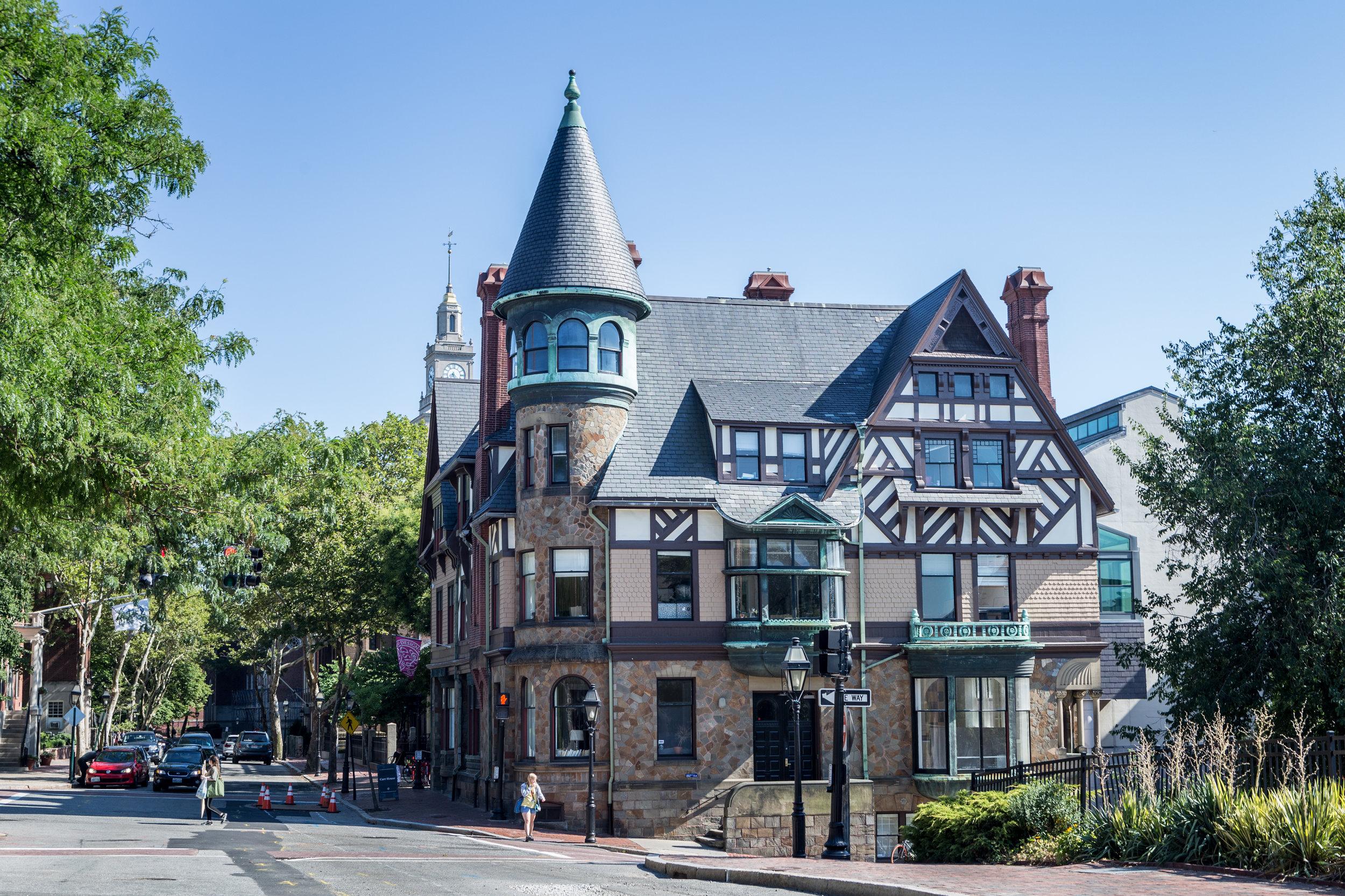 Rhode Island School of Design Carr House